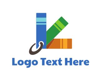 Educate - Sample Book logo design
