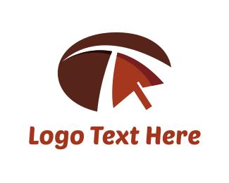 Coffee Shop - Bean Click logo design