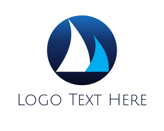 """Yacht & Sailing Boat"" by Logobrands"