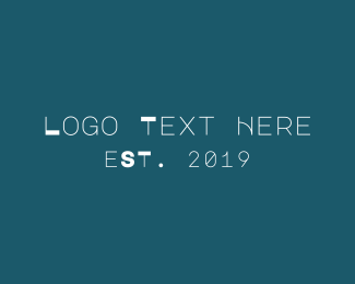 Playful - Light & Funky  logo design