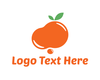 Green And Orange - Orange Marmalade logo design