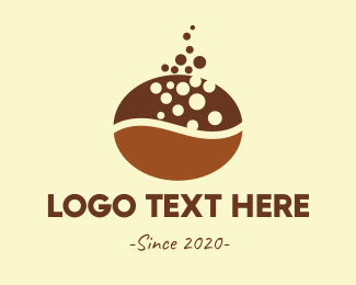 Seed - Coffee Bean  logo design