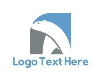 Bear - Polar Bear logo design