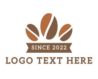 Espresso - Coffee Crown logo design