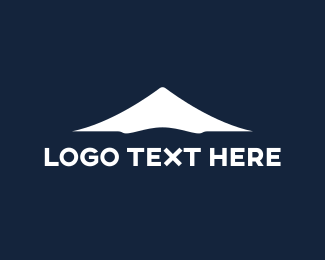 Skiing - Snow Mountain  logo design