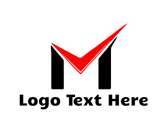 """""""Check Letter M"""" by MAKQ"""