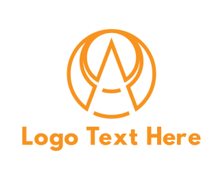 Portal - A & O logo design