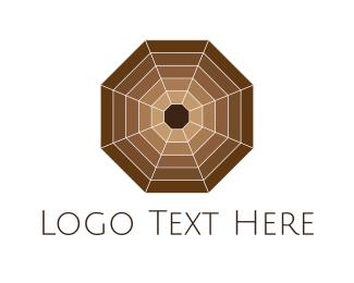 General - choco web logo design