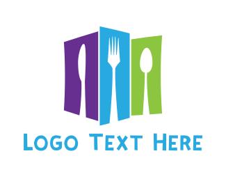 Kitchenware - City Food logo design