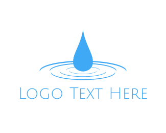 Hygiene - Clean Drop logo design