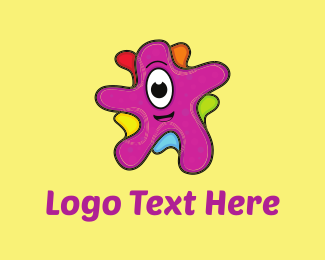 Friendly - Friendly Blob logo design