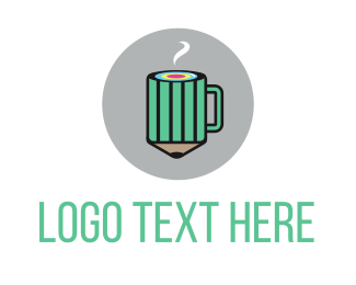 Creative Agency - Creative Coffee logo design