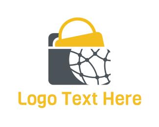 Safe - Security Data logo design