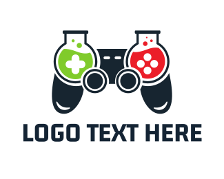 Xbox - Gaming Lab logo design