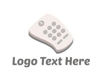 Cable - Remote Control logo design