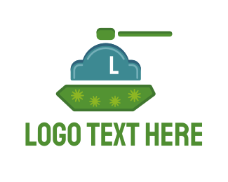 Hosting - Cloud Tank logo design