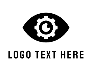 Sight - Industrial Eye logo design