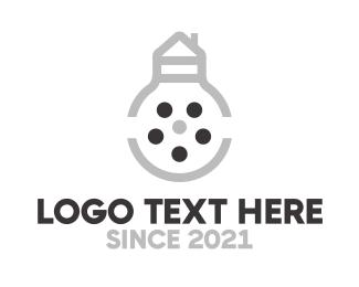 Director - Bulb House Reel logo design