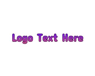 Disco - Purple & Pink Gradient logo design