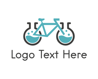 Laboratory - Bike Laboratory logo design