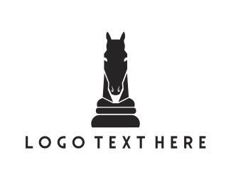 Knight - Knight Piece logo design
