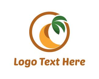 Palm - Palm Circle logo design