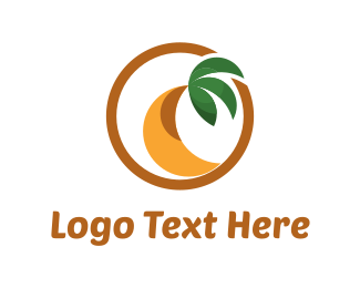 Palm - Palm Circle logo design