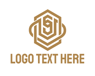 Consultancy - Gold S Badge  logo design