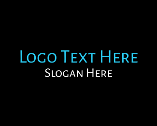 Legible - Blue  & White logo design