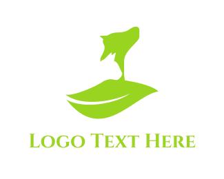 Pets Animals Eco Pets logo design