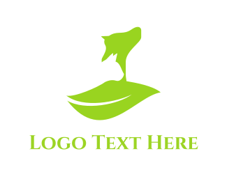 Pet - Eco Pets logo design