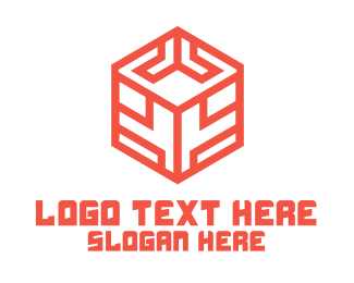 Delivery Service - Digital Box logo design