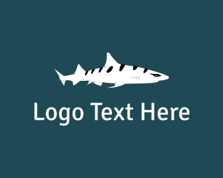 Brand - Stripe Shark logo design