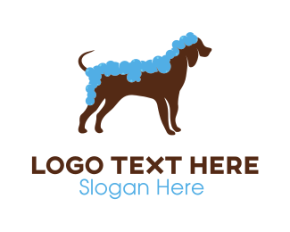 Brush - Pet Cleaning logo design