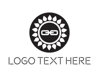 Sun - Sun Link logo design