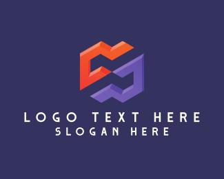 Icon - Abstract Equal Icon logo design