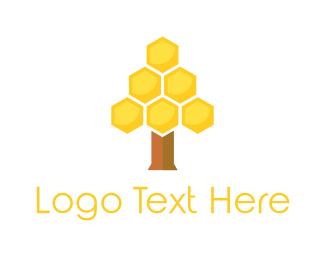 """Honey Tree"" by YandiDesigns"