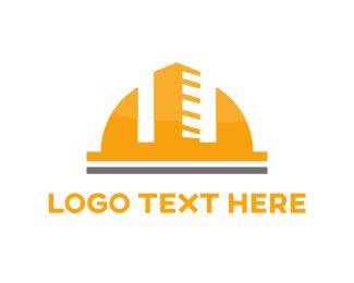 Construction - Orange City logo design