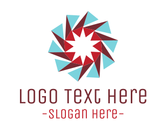 Wheel - Star Wheel logo design