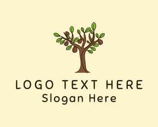Beverage - Coffee Tree logo design