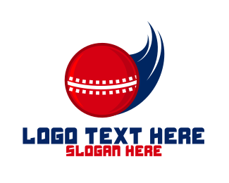 Competition - Fast Cricket Ball logo design
