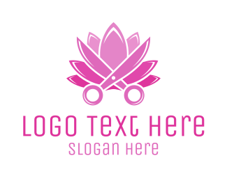Lotus - Lotus Salon logo design