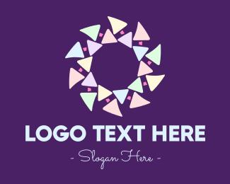 Player - Media Circle logo design