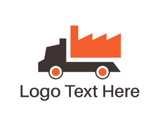 Transportation - Truck Industry logo design