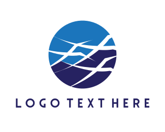 Small Business - Bird Circle logo design