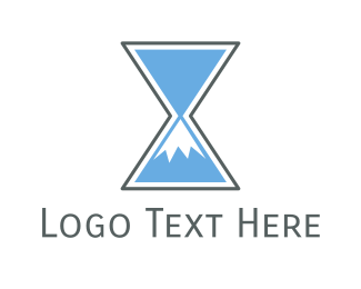 Minute - Peak Time logo design