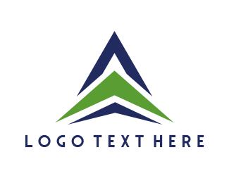 Pyramid - Corporate Pyramid logo design