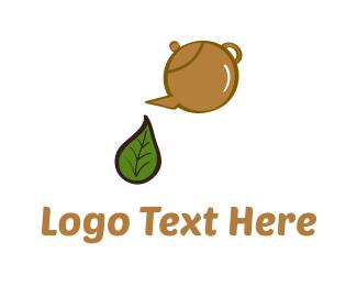 Tea - Herbal Tea logo design