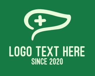 Plus - Green Abstract Pet  logo design