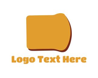 """""""Bread Slice"""" by graphicdesignartist"""